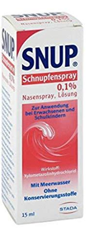 Snup Schnupfenspray 0,1{ab69e53cb9160be5cfe0c8732eeb43a4dc93347568955e18c5886d6a14de8dbe} Dosierspray,150ml