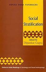 Social Stratification (Sociology and Social Anthropolog)