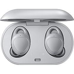 Samsung Gear IconX (2018) Dentro de oído Binaurale Inalámbrico Gris - Auriculares (Binaurale, Dentro de oído, Gris, Tocar, Inalámbrico, Intraaural)