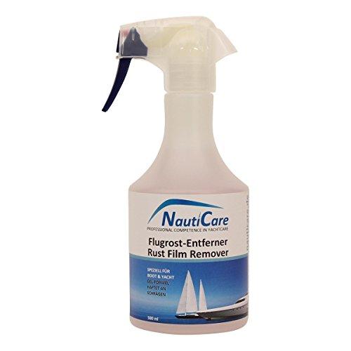 NautiCare Flugrost-Entferner Gel 500 ml - für Boot und Yacht
