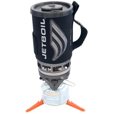 Jetboil Flash Personal Cooking System, Carbon by Jetboil