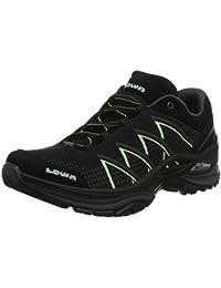 Lowa Aerox GTX Mid WS amazon-shoes neri Autunno Con Tarjeta De Crédito A La Venta Estilo De La Moda Barata Suministro Venta Barata Elegir Un Mejor Precio Barato j8cU5cWnD