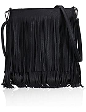 Gessy London Tassel Cross Body M