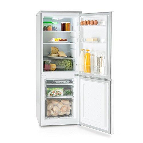 Klarstein Bigpack Nevera Congelador Combinado • Capacidad 160 litros • Congelador 45...