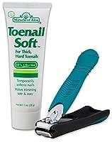 Speciale emolliente crema è formulato con 60% puro, idratante aloe gel e speciali plastificanti per ammorbidire temporaneamente anche le unghie più difficili. ammorbidisce unghie dei piedi durante il sonno. Facilita il ritaglio. 60% puro gel di aloe ...
