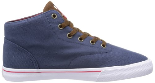 Supra WRAP UP S49010 Herren Sneaker Blau (NAVY / ATHLETIC RED - WHITE NAR)