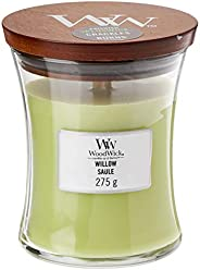 WOODWICK candle medium Willow 92375E