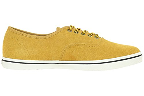 Vans U Authentic Lo Pro (Hiker) Suede/T, Baskets mode mixte adulte Beige ((Hiker) suede/t 9W5)
