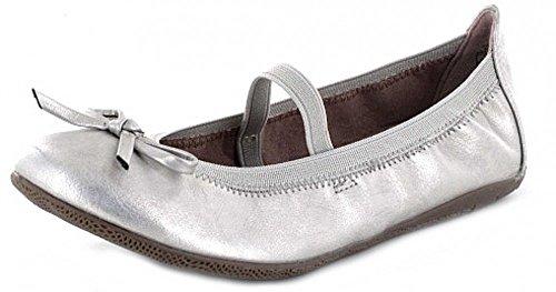 indigo-walk-wild-madchen-ballerina-slipper-silver-flexibel-schuhgrosse29