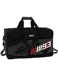 Munich Marc Marquez 93 Bolsa de Viaje, 43.73 Litros, Color Negro