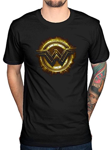 Official Justice League Wonder Woman Symbol T-Shirt Green Lantern Symbol Hoodie