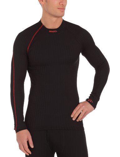 Craft Herren Langärmliges Top Active Extreme, black, XL, 190983