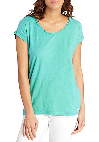Billabong Damen Essential Short Sleeve T-Shirt, Island Grün, xs Preisvergleich