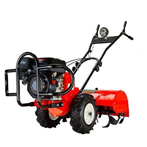 Motozappa/Trattore/Motocoltivatore 4 tempi a benzina con retromarcia 196cc 6,5HP - C-T202