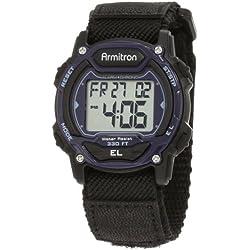 Armitron 45/7004BLU - Reloj unisex
