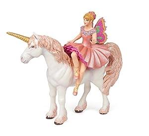 Papo 38822 - Figura de Unicornio con Bailarina