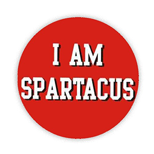 i-am-spartacus-button-badge-38mm-small-pinback-pin-back-lapel-novelty-gift