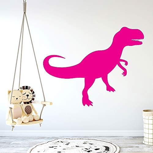 DIY Kunst Cartoon Nette dinosaurier Tier Abnehmbare Art Vinyl Wandaufkleber Wasserdicht Wandtattoos Wandtattoo Wohnaccessoires 57 * 72 cm