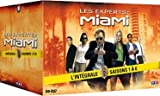 Les Experts Miami, Saisons 1 à 6 - Coffret 36 DVD