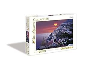 Clementoni 32539.9 Jigsaw Puzzle 2000 Pieces Positano