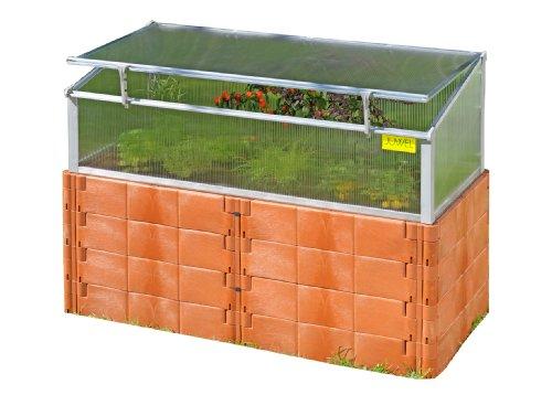 Juwel Thermo-Frühbeet für System-Hochbeet Gr. 1, Mehrfarbig