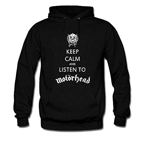 Motorhead - Keep Calm and Listen to Men's Hoody