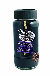 Dreamy Bean Almond Creme Flavour Coffee (50g instant) / Caffè Solubile Aromatizzato Mandorla 50g