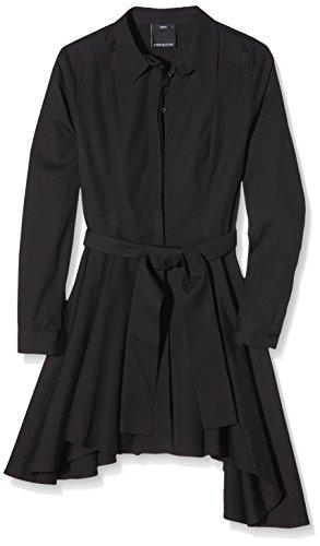 C/MEO COLLECTIVE Make IT Work Dress, Robe Femme Noir - Noir