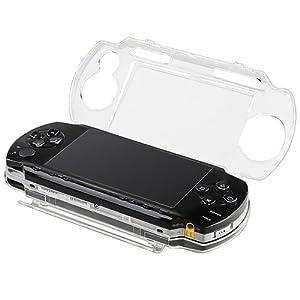 ChannelExpert Crystal H�lle case Tasche Bumper Etui Cover Schutzh�lle Schutzcover f�r Sony PSP 1000 Series transparent
