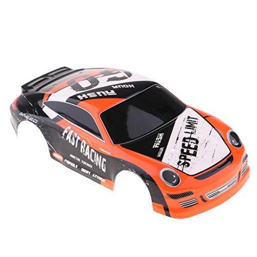 Unbekannt Baoblaze RC Car Body Shell Cover Case für A252-04 Drift 1:24 RC Rennwagen (1 24 Drift Rc Car)