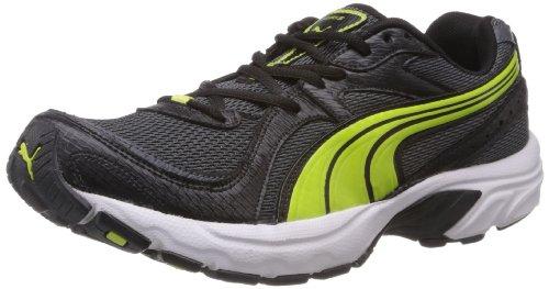Puma Men's Kuris II Black Mesh Sport Running Shoes - 10UK/India (44.5EU)  available at amazon for Rs.1499