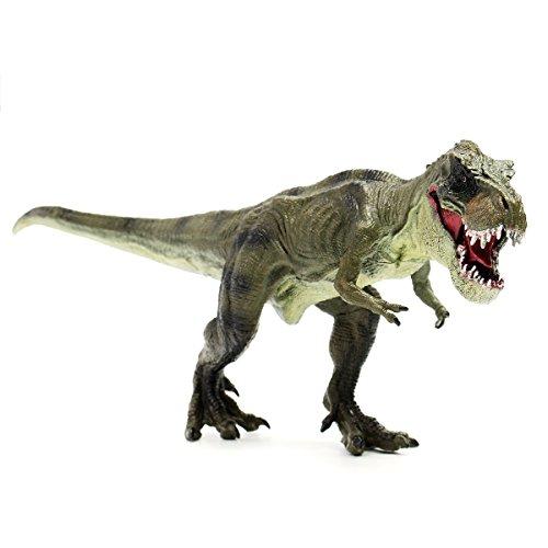 Rex Dinosaurier Spielzeug Dino Figur Rex Tier Super Realistische Plastik Dinosaurier Figur Modell (Dinos Spielzeug)