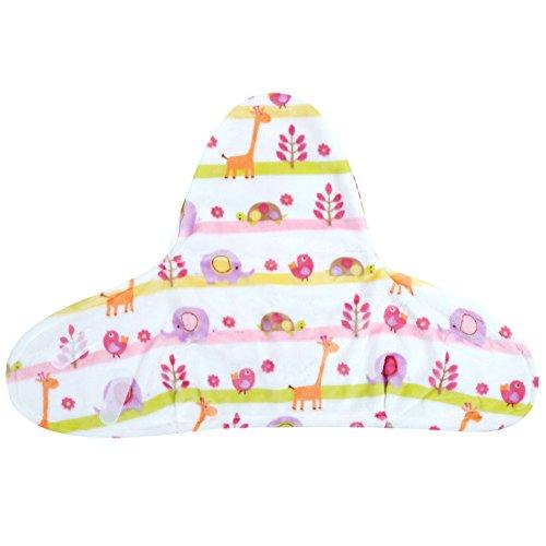 everpert Baby Wickeltuch Soft Umschlag Neugeborenen Decke Schlafsack
