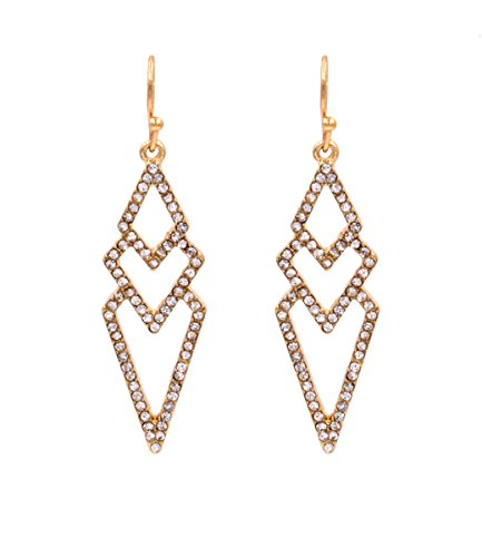 armadillo-funky-geometric-triangle-crystal-encrusted-cut-out-pattern-drop-hook-earrings-in-gold-tone