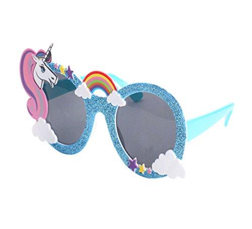 Good Night Sonnenbrille-Gläser für Partei-Dekoration Kostüm Brillen Zubehör Props, ()