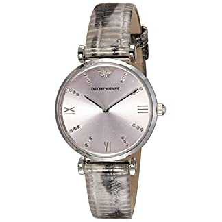 Emporio Armani Analog Rose Gold Dial Women's Watch – AR1882