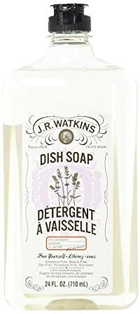 Dish Soap - Lavender 24 fl oz (710 ml) Liquid