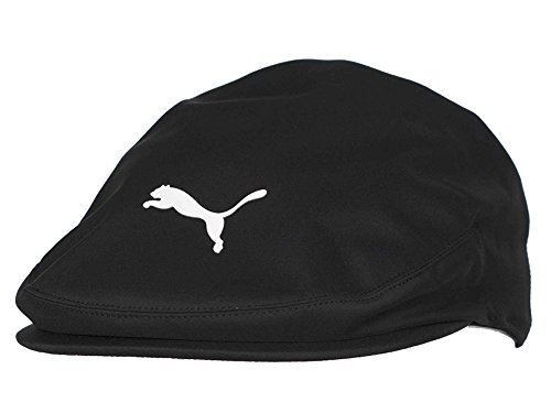 Puma Tour Driver Black Flat Cap
