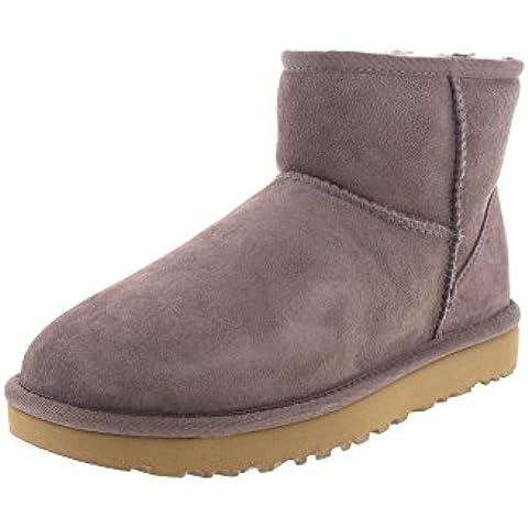 UGG Australia Mini Classic Leather, Zapatillas Altas Para Mujer