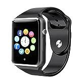 Bluetooth Smart Watch A1 - WJPILIS Touch Screen Smart Wrist Watch Smartwatch Phone