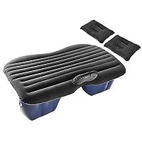 Car Air Bed Inflatable Mattress Travel Camping Backseat Cushion w/Pillow