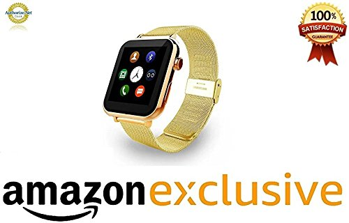 Mobile Link Micromax Bolt A28 Compatible A9 Bluetooth Smartwatch With Sim, Tf Card Support Runs Apps Like Facebook And Whatsapp Touch Screen Multilanguage Android/Ios Mobile Phone Wrist Watch Phone With Activity Trackers Anti Lost feature and Fitness Band Lowest Price Color May Vary  available at amazon for Rs.5999