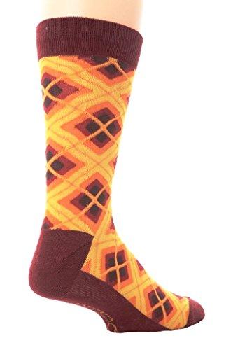 ties Neuheit Socke Shop Geschenkbox Socken–Dare to Wear S UK 7–11 (70er Socken)