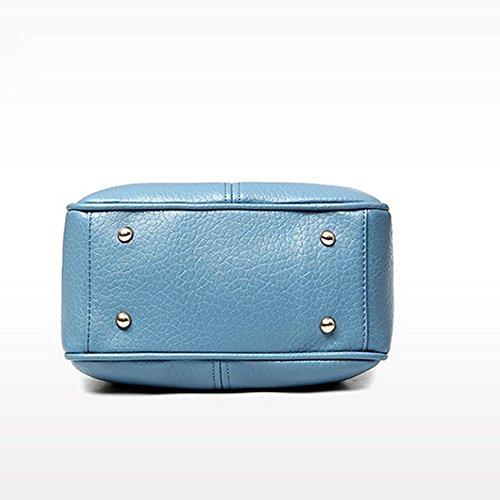 Borsa A Mano Eysee, Donna Blu 25cm * 25cm * 14cm Blu Scuro