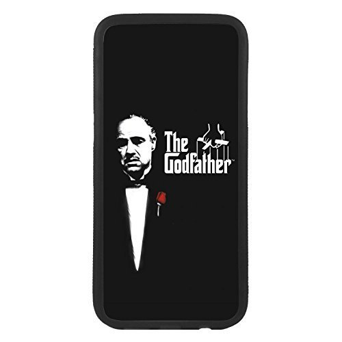 custom-cases Hülle Tasche TPU für alle die Mobile mit Design von der Pate das Godfather - iPhone 7 Design Pate