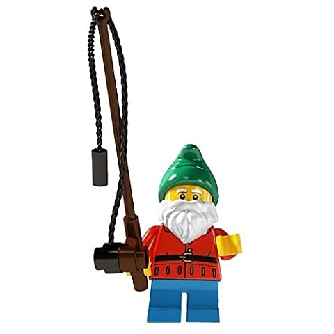 LEGO Minifigures Series 4 Lawn Gnome by LEGO [parallel import goods]