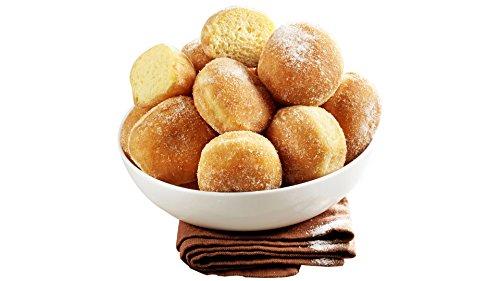 10 mini beignets sucrés - 190 g - Surgelé