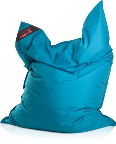 Sitzsack Scuba Big Foot 130x170cm petrol (Outdoor)