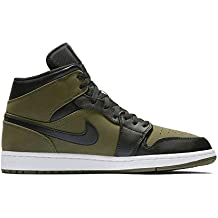 NIKE Basket Mode Air Jordan 1 Mid - 554724301