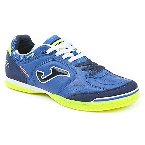 Joma Tops.804.in, Scarpe da Calcetto Indoor Uomo, Blu (Royal 804), 43 EU